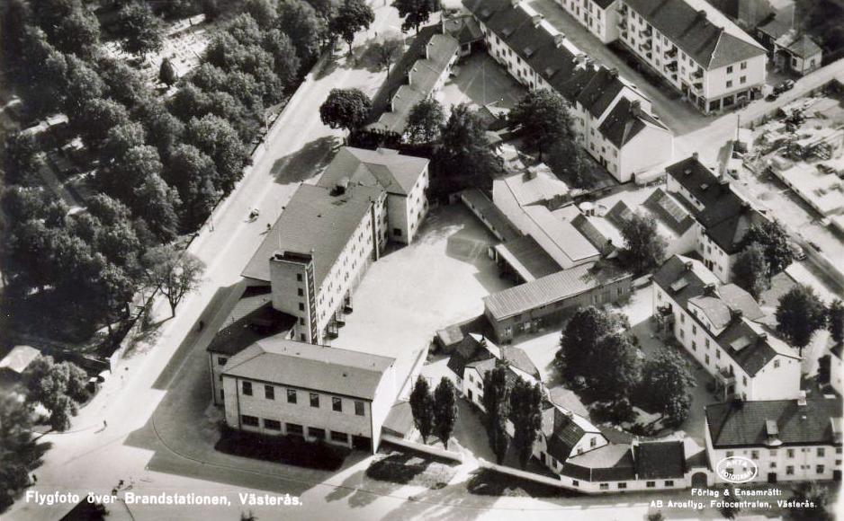 gamla brandstationen västerås